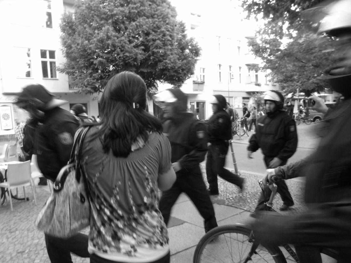 Bundespolizei wehrt sich gegen urteil zu bahnkontrollen